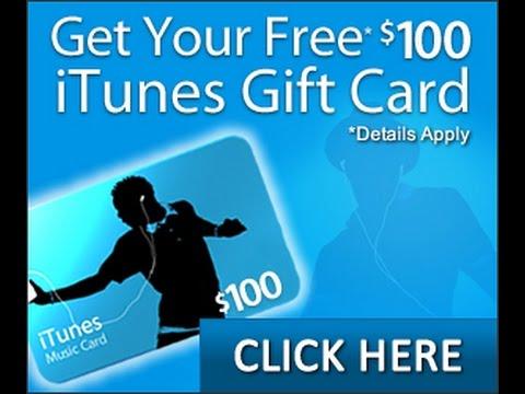 Get Itunes Card Code Free