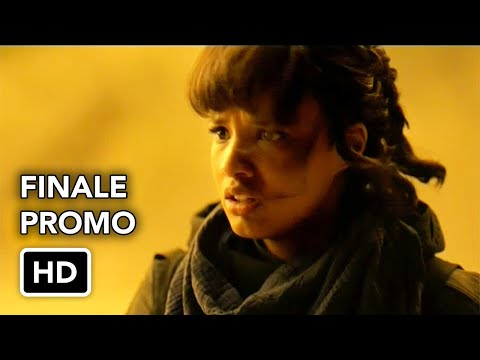 "Motherland: Fort Salem 1x10 Promo ""Witchbomb"" (HD) Season Finale Witches in Military drama series"