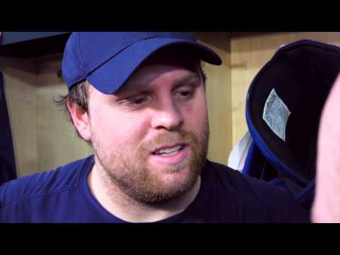 Kessel reacts to being asked if he is 'difficult to coach'