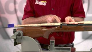 How to Determine tнe Rate of Twist in a Rifle Barrel Presented by Larry Potterfield of MidwayUSA