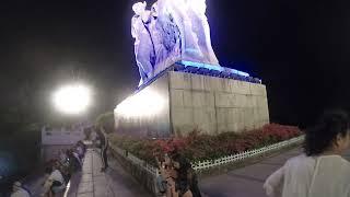 Хайнань Санья 2019 год Парк Олень повернул голову Дадонгхай