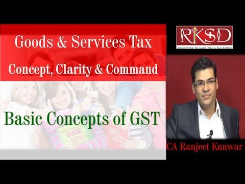 GST Lecture 01
