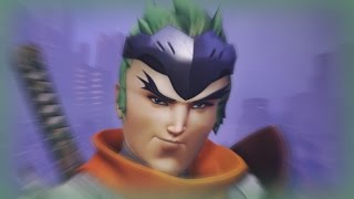 I Am In Need Of Medical Assistance - Genji