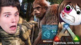 Wir bauen DIESEM AFFEN EIN GEFÄNGNIS! ☆ ARK: Survival Evolved #70