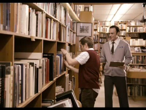 Mars Commercial - Bookstore