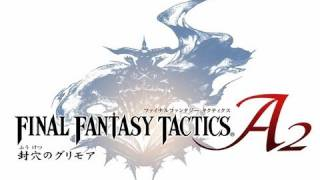 CGRundertow FINAL FANTASY TACTICS A2: GRIMOIRE OF THE RIFT for Nintendo DS Video Game Review