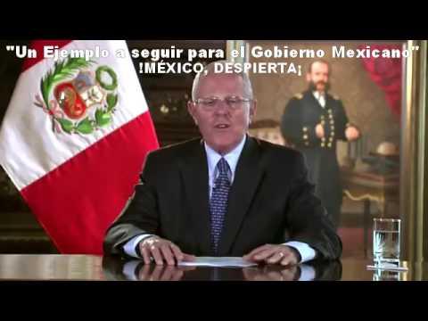 México es mas corrupto que Peru y ellos nos dan el ejemplo.
