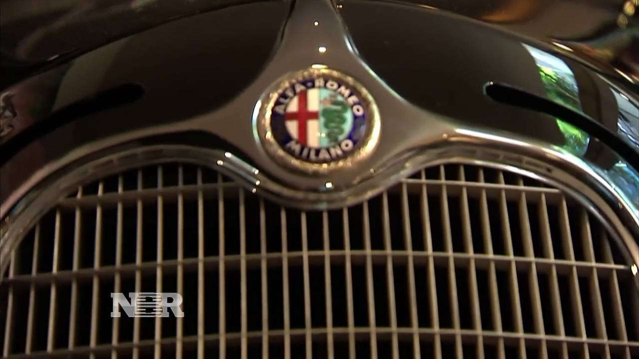 Classic cars up for auction at Pebble Beach - YouTube