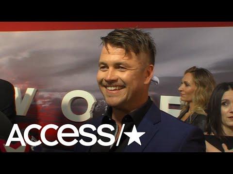'Westworld's' Luke Hemsworth Teases Hemsworth Gustaf Skarsgård downs In Season 2  Access