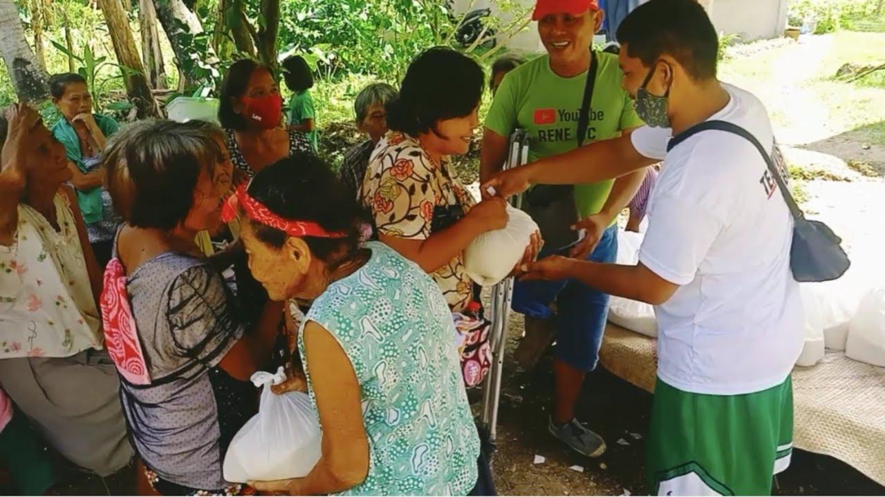 Pabigas para sa mga Mahal nating mga senior citizens ll Rene OC