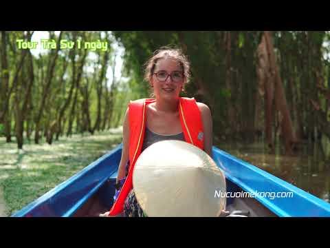 Tour rừng tràm trà sư 1 ngày - Tra Su Forest Full Day