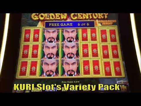 ★KURI Slot's VARIETY PACK 6☆FUN & WIN Slots ★Sumatran Storm/5 Frogs/Choy Coin/Fortune King DX/DL★ 栗栗