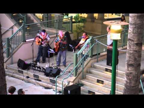 Wailea Shops Hawaiian Music Evening