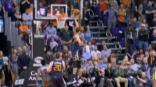 Gobert Block Seals Game for Jazz | 01.16.17