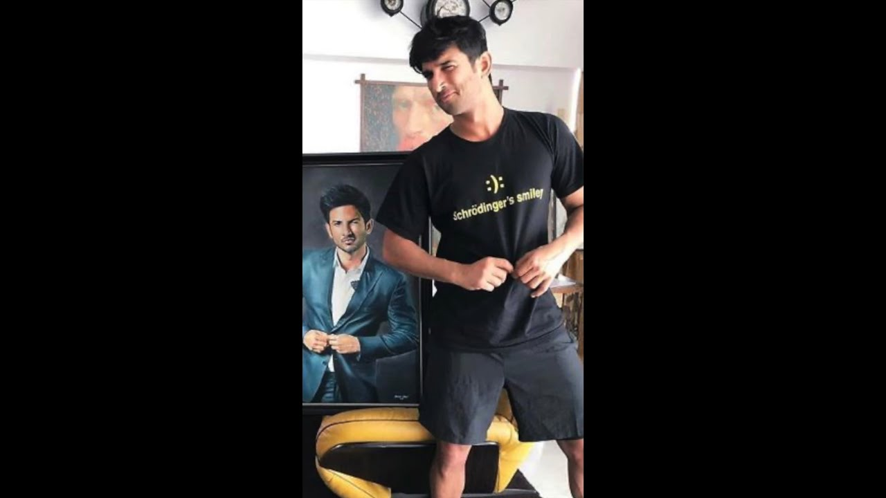 What Is Schrodinger's smile ? #sushantsinghrajput #shorts