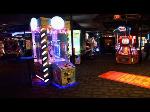 Dave and buster adult arcade racist