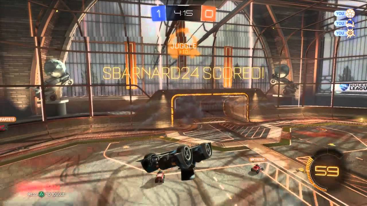 Awesome Rocket League Certifiable