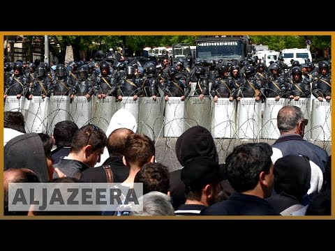 🇦🇲 Armenia opposition leaders arrested over protests | Al Jazeera English