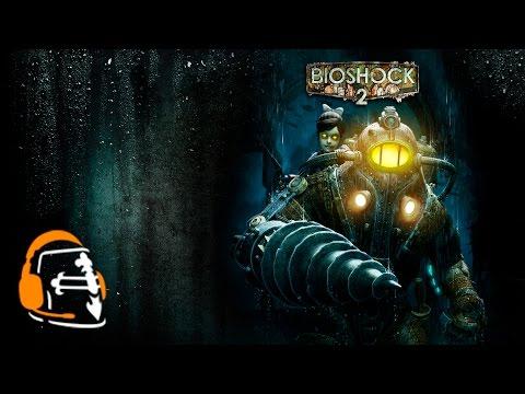 Вспоминаем историю Bioshock 2