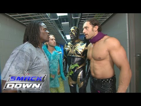 Gold-Dango to battle The Gorgeous Truth next week on SmackDown: SmackDown, May 5, 2016