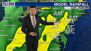 Friday Lunchtime Forecast January 24th, 2020