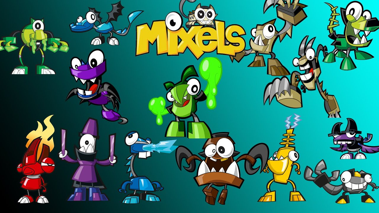 Calling All Mixels Mixels Get Upset All Upsets Youtube
