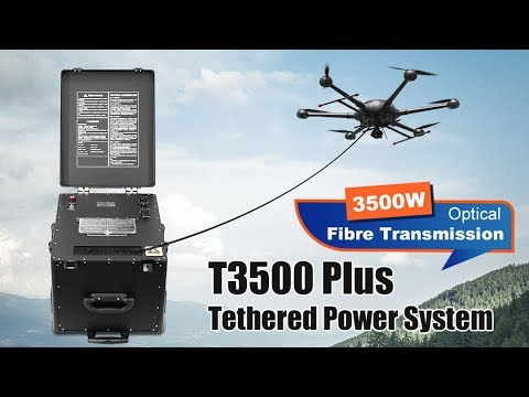 FOXTECH T3500 Plus 3500W Tethered Power System