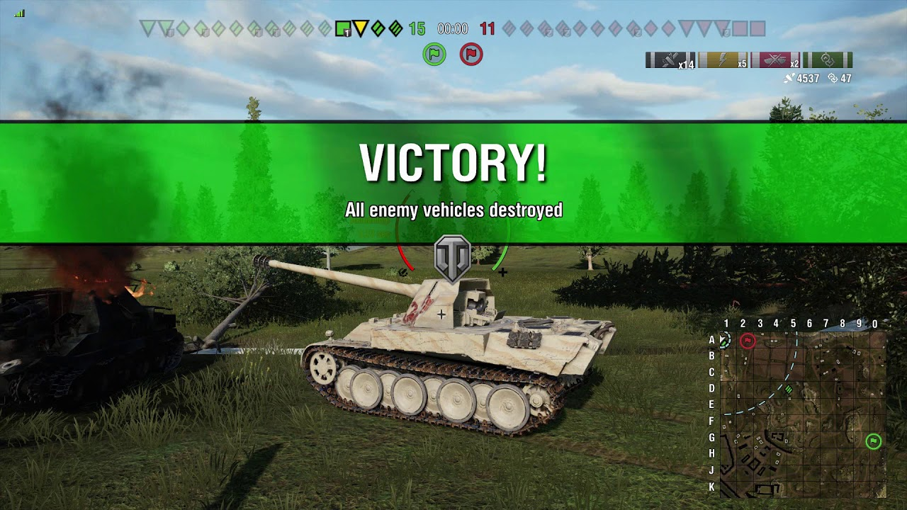 Wot Console Best 3 Tier 8 Td Premium Tanks For Sniping Youtube