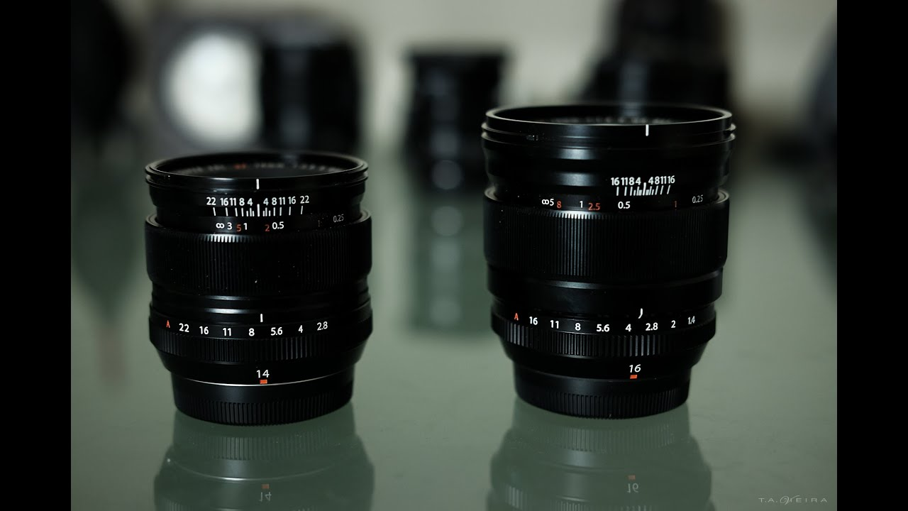 Fuji XF 14mm vs XF 16mm - What's the best wide prime for you?