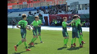 Саммари матча «Уфа»-м — «Тосно»-м (6:1)
