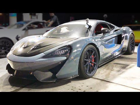 McLaren Battles ALL! - Lambo's, Vette's, and More