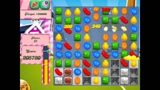 Candy Crush Saga: Level 235 (No Boosters 3★) iPad 4