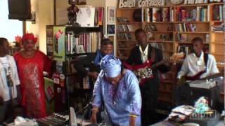 Khaira Arby: NPR Music Tiny Desk Concert