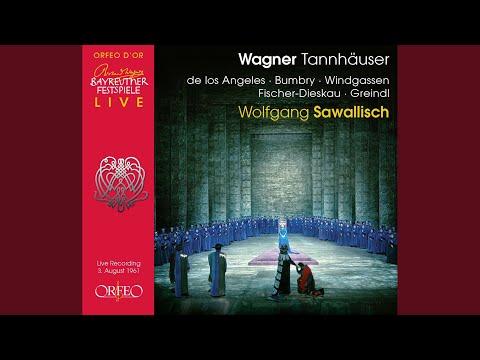Tannhäuser, WWV 70, Act I: Act I: Overture - Scene 1: Nacht euch dem Strande! (Chorus)
