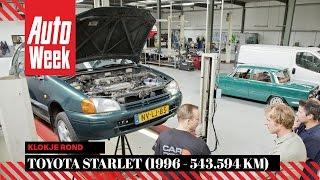 Toyota Starlet 1.3 16v (1996 / 543.594 km) - Klokje Rond