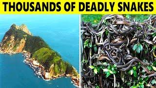 15 Most Dangerous Islands You Should Never Visit