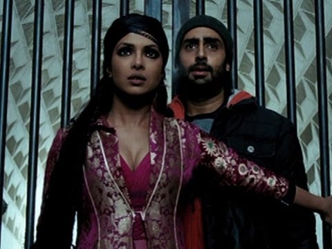 Abhishek Bachchan Fights The Evil  Drona