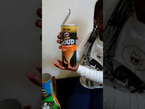 JJ4L Pringles Challenge PART 1 Jzari & Jasiyah best friends girl time funny SKnation