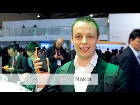MWC 2014 - Nokia X, X+, XL, ASHA 230 und Nokia 220 im Hands-On Test [Deutsch]