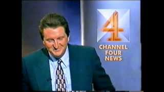 UK TV Adverts & Channel 4 News Summary (1999)