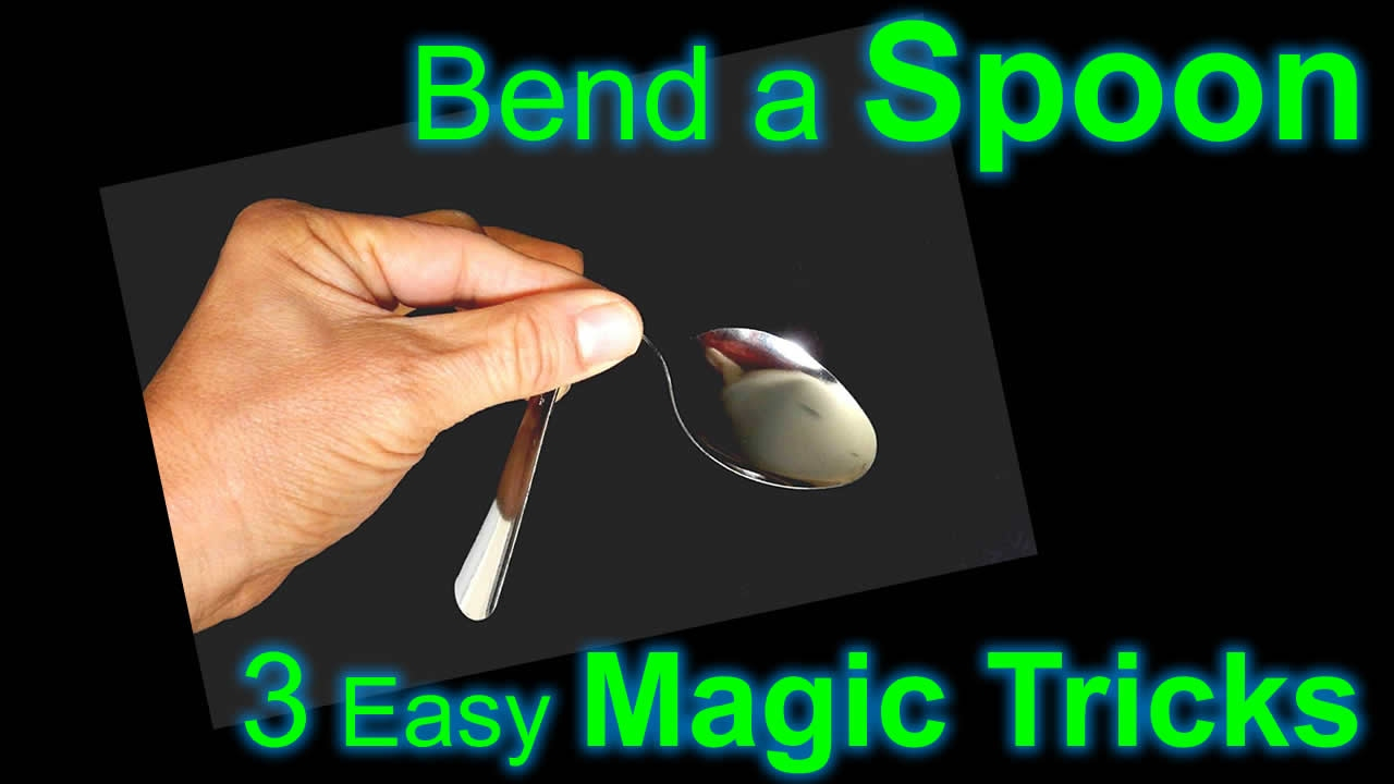 2 Easy Ways to Bend a Spoon (with Pictures) foto