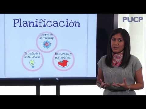 PUCP - Cómo se planifican las clases