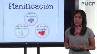 Repeat youtube video PUCP - Cómo se planifican las clases