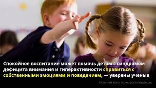 Методы воспитания ребёнка.