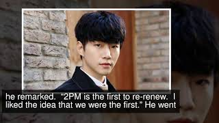 Junho Opens Up About Why 2PM Renewed Contracts With JYP + Plans For Military Enlistment