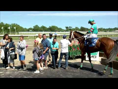 video thumbnail for MONMOUTH PARK 5-25-19 RACE 6