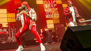 DIAMOND PLATNUMZ AT LIVE PERFORMANCE DUBAI #ONEAFRICAMUSICFEST