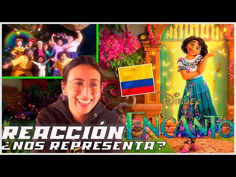 ENCANTO 😍 Colombiana reacciona al trailer 🇨🇴 LA AREPA, el TINTO, y muchas referencias culturales