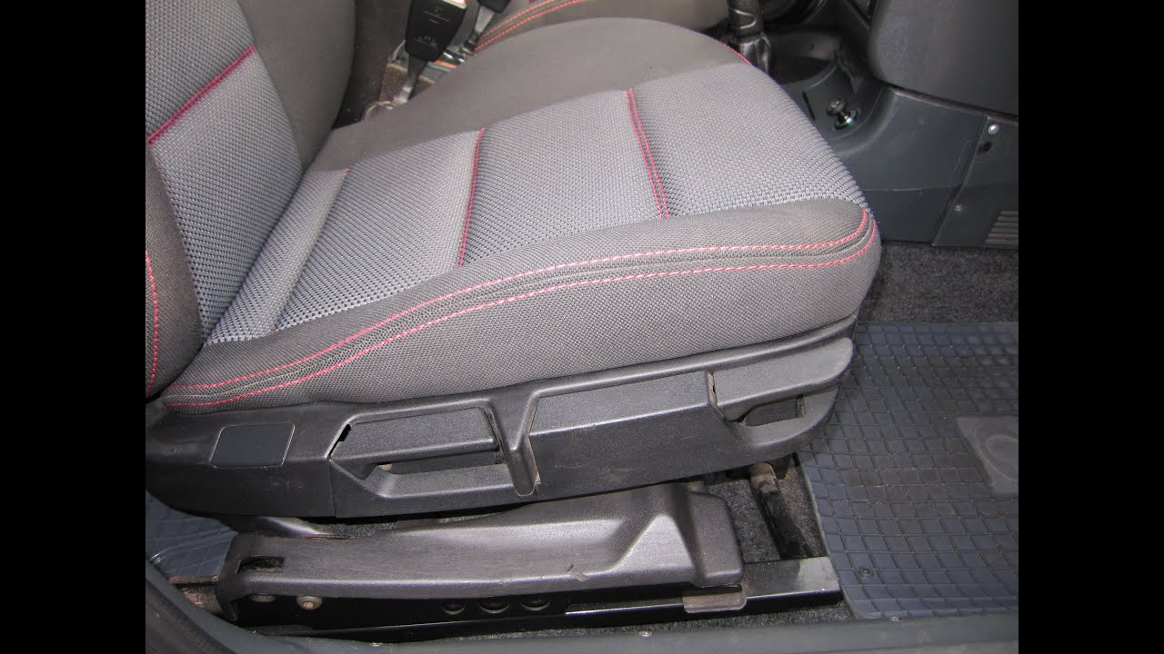 как установить сидения bmw в ваз2109