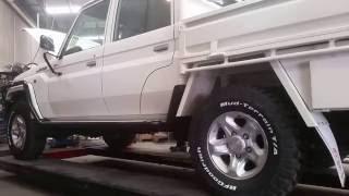 Toyota Landcruiser 79 Series Dual Cab 3